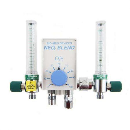 BF451  Blender de bajo Flujo – Uso en Neonatología. Equipos