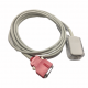 BF765 Cable extensión oximetria para monitor Philips  MP20 Cables, sensores, broches, diodos y conectores