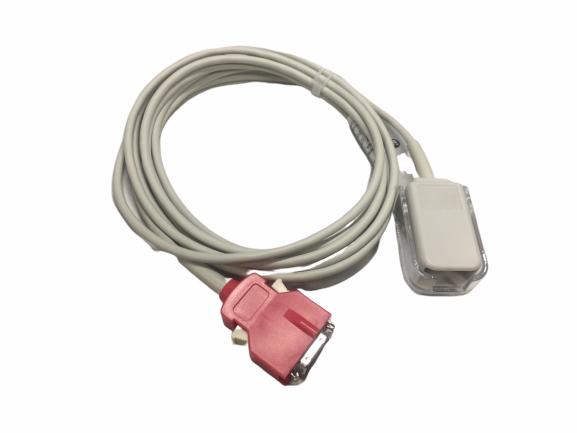 BF755 Cable extension oximetria para Masimo Radical 7 Cables, sensores, broches, diodos y conectores