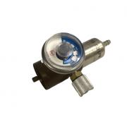 Regulador de baja presión para garrafa gas de calibración BF1200 Gases especiales y de calibración