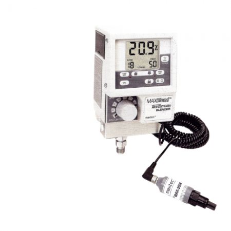 Blender  aire – oxígeno. BF455 Equipos