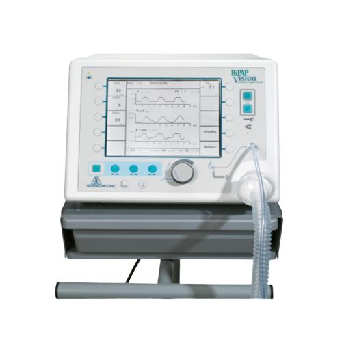 Respirador Respironics VISION Equipos