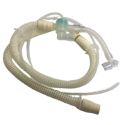 Tubuladuras corrugadas para respirador de transporte  BMD Crossvent 3. BF1365 Circuitos Reusables