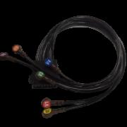 Cable ECG desfibrilador Physio Control Lifepak 12 Cables, sensores, broches, diodos y conectores