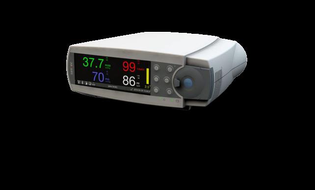 Monitor medición de CO2 transcutánea SENTEC Gases especiales y de calibración