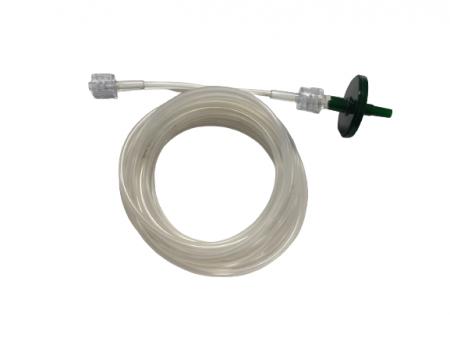 Linea de capnografia (CO2) con filtro incorporado. BF355Fm Cables y accesorios de capnografia
