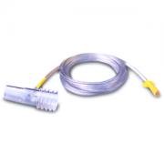 Filterline H set long.  Linea de muestreo CO2 con airway adapter. Repuestos Varios - Oxigenoterapia