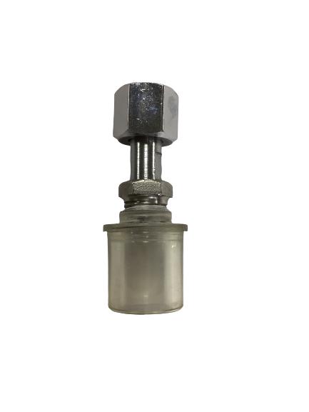 Conector  de alto flujo. BF3160 Circuitos Reusables